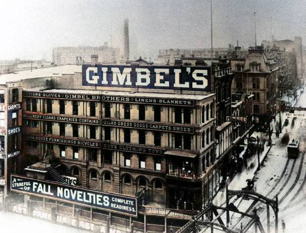 Picture of Gimbels