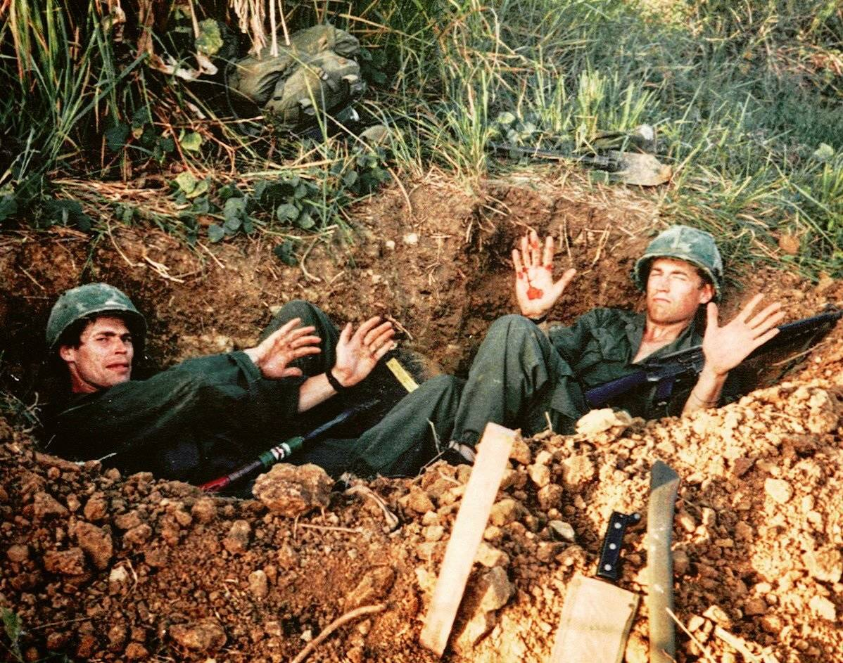 Picture from Platoon