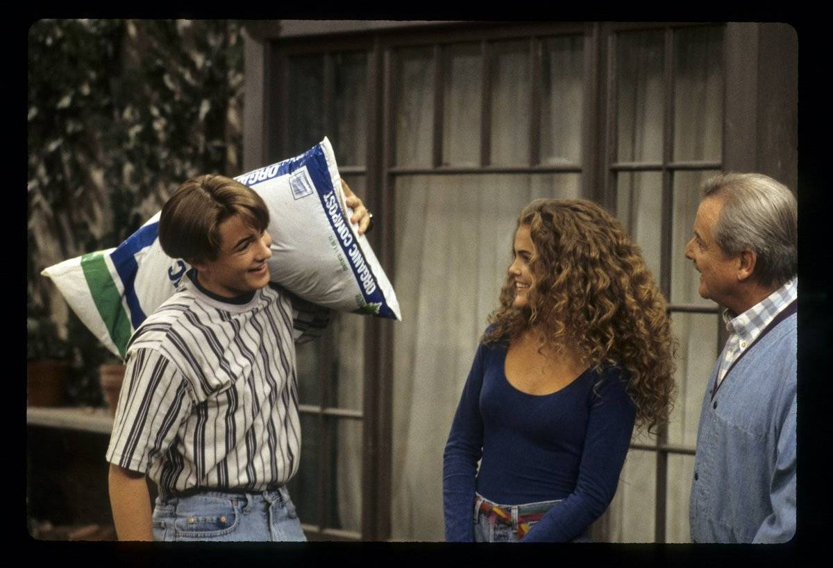 Picture from Boy Meets World