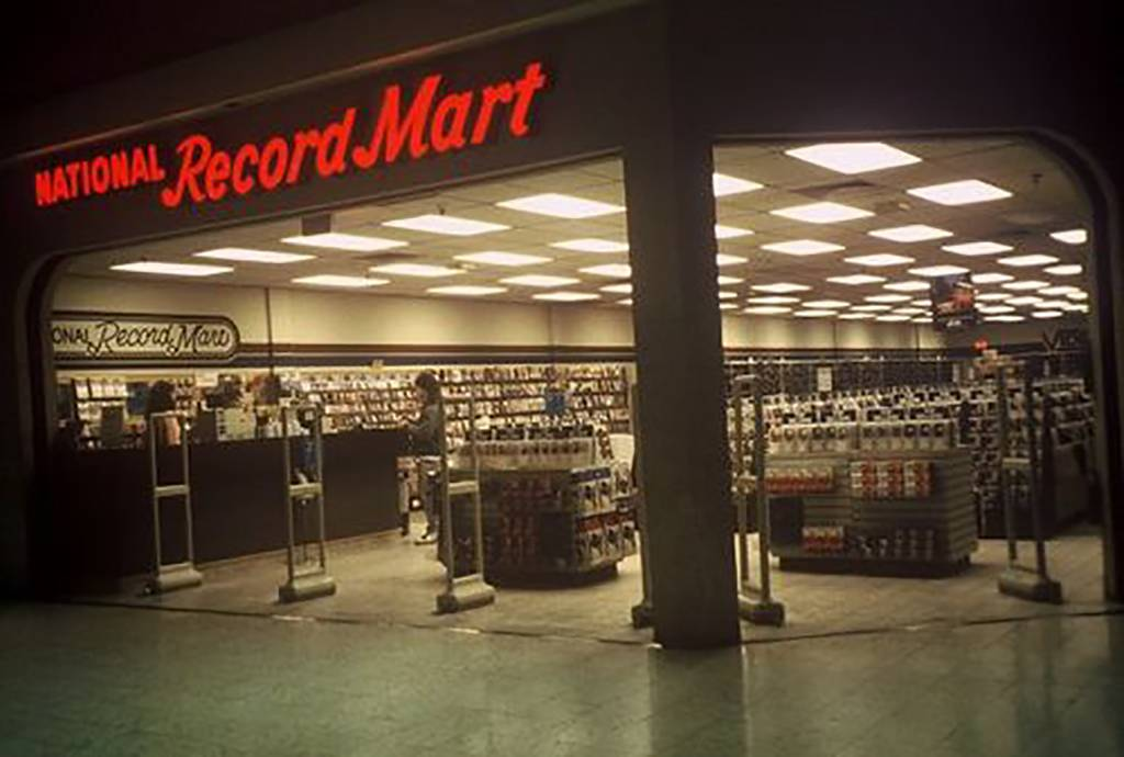 Picture of National Record Mart