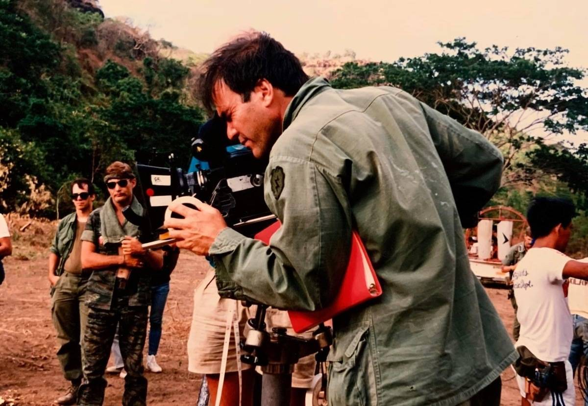 Picture of Oliver Stone