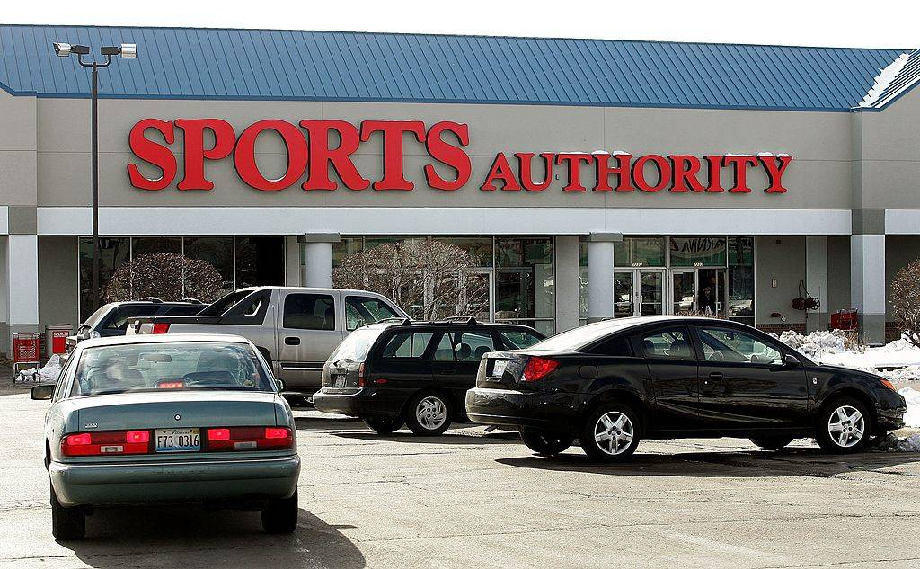Picture of Sports Authority