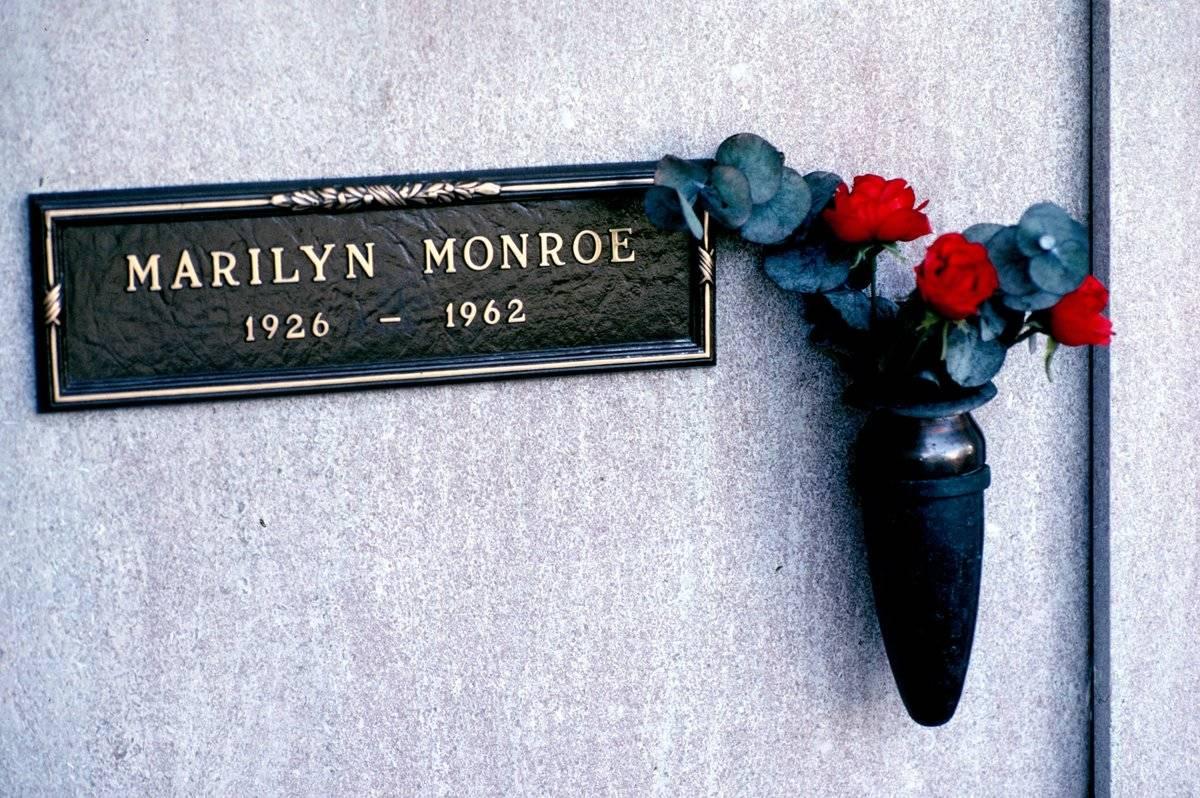 Marilyn Monroe Grave