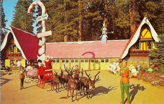 An Abandoned Christmas Theme Park From The '50s Has Finally Been Brought Back To Life