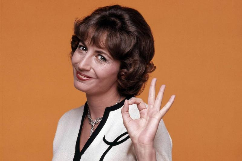 Penny Marshall as Laverne Marie DeFazio on Laverne & Shirley