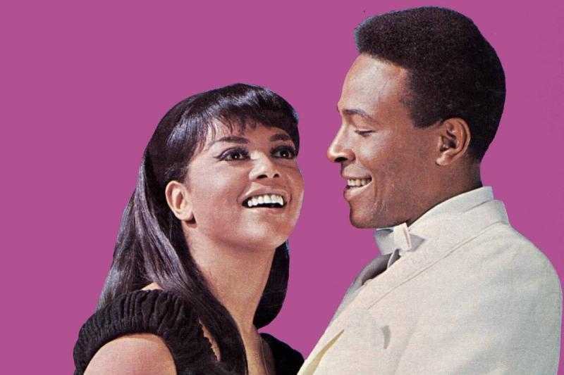 Marvin Gaye & Tammi Terrell's