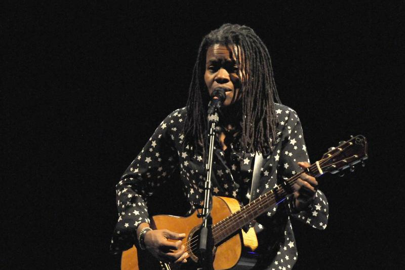 Tracy Chapman Performs At The Hammersmith Apollo