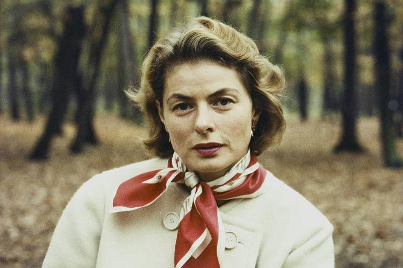 Ingrid Bergman in 1960