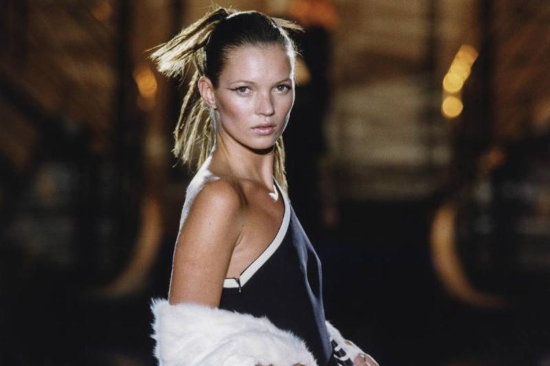 Défilé Versace, Prêt-à-Porter Automne/Hiver 1996/97
