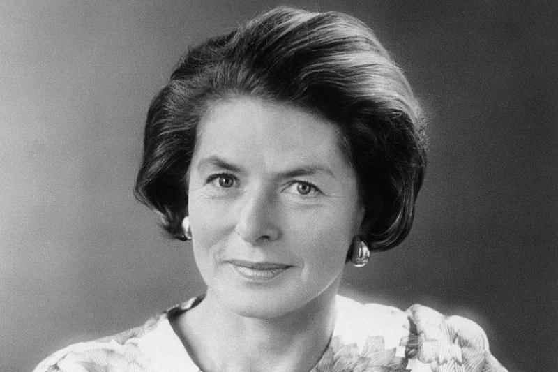 Ingrid Bergman in 1974