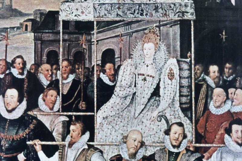 Elisabeth I.-England