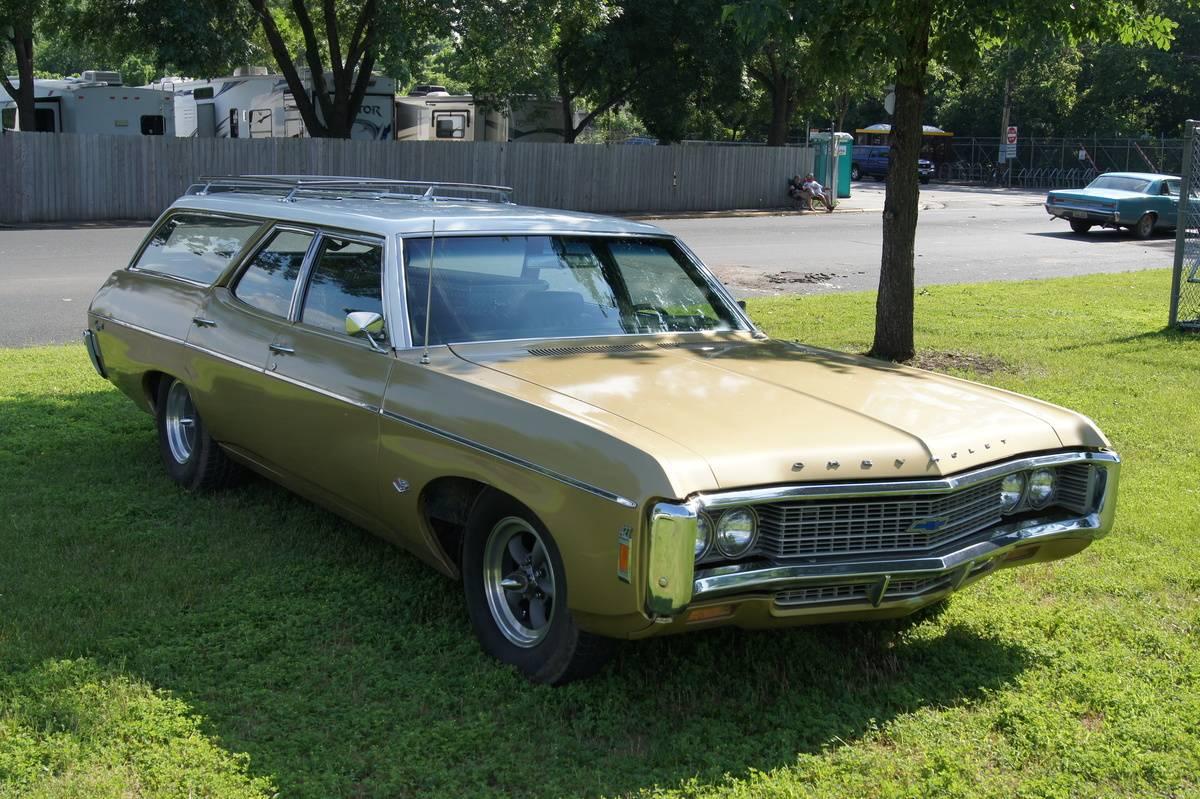 Chevrolet Kingswood 427