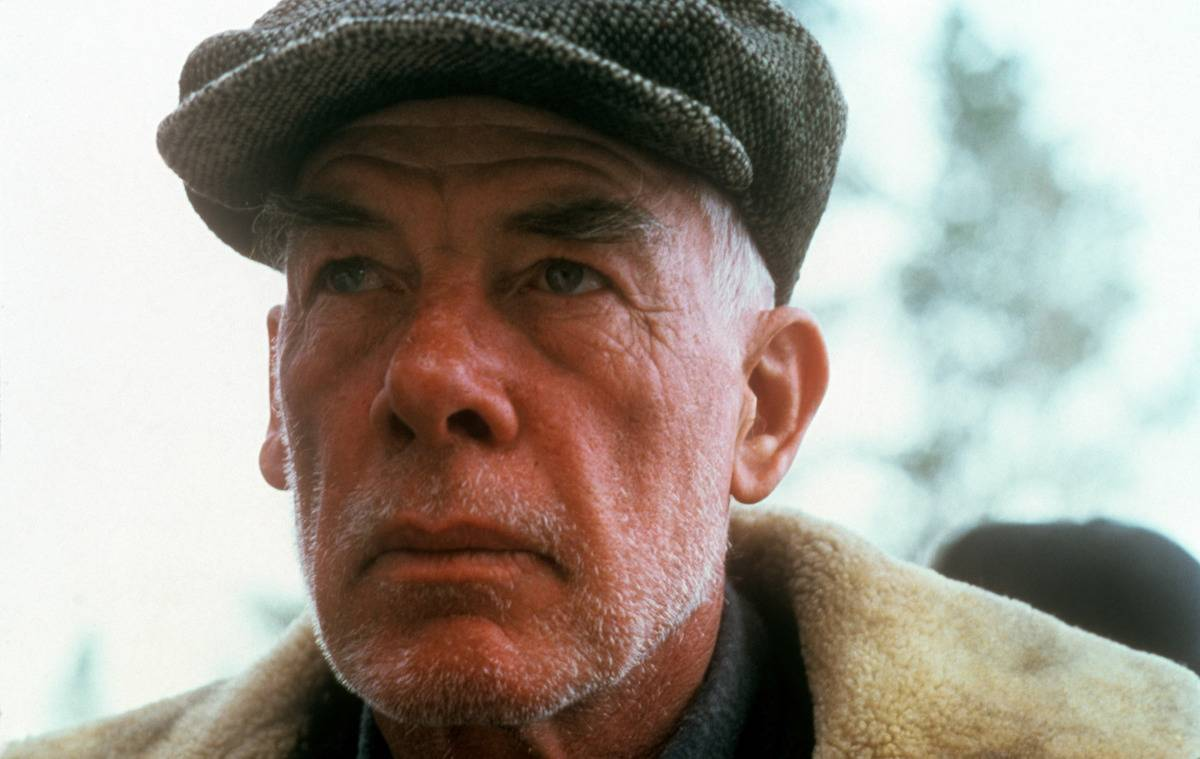 Close-up of Lee Marvin