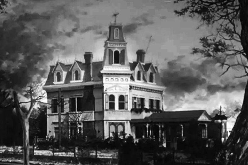 Addams-Family-House