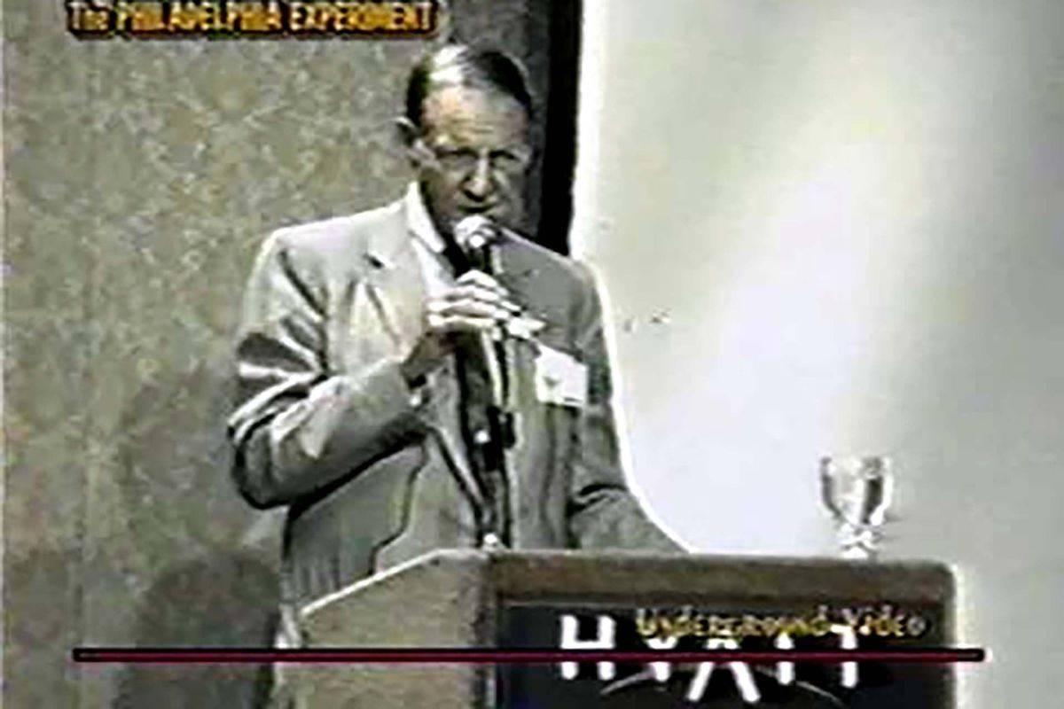 Al Bielek on the Philadelphia Experiment
