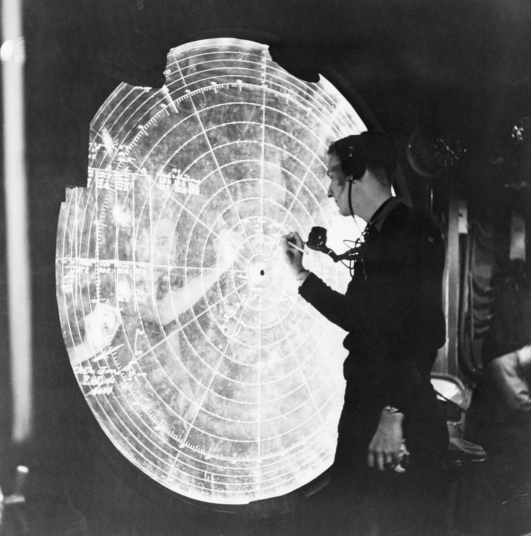 Charting Radar Information