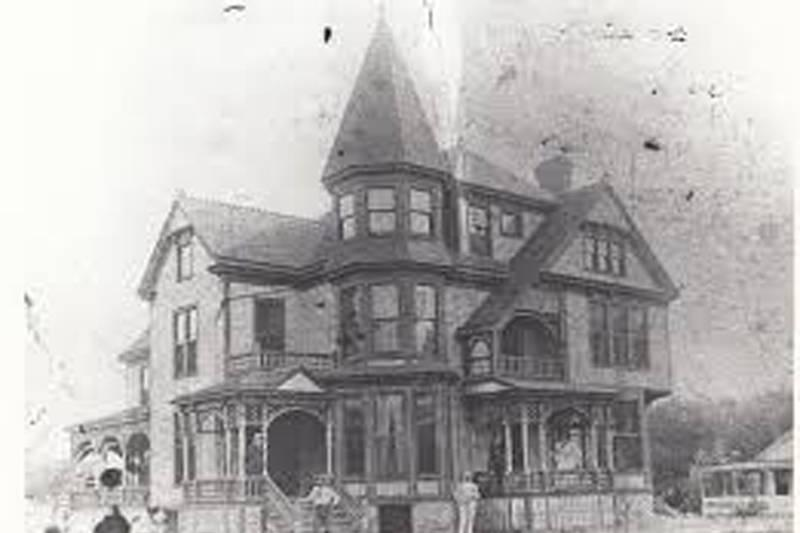mansion built for the sutherland sisters