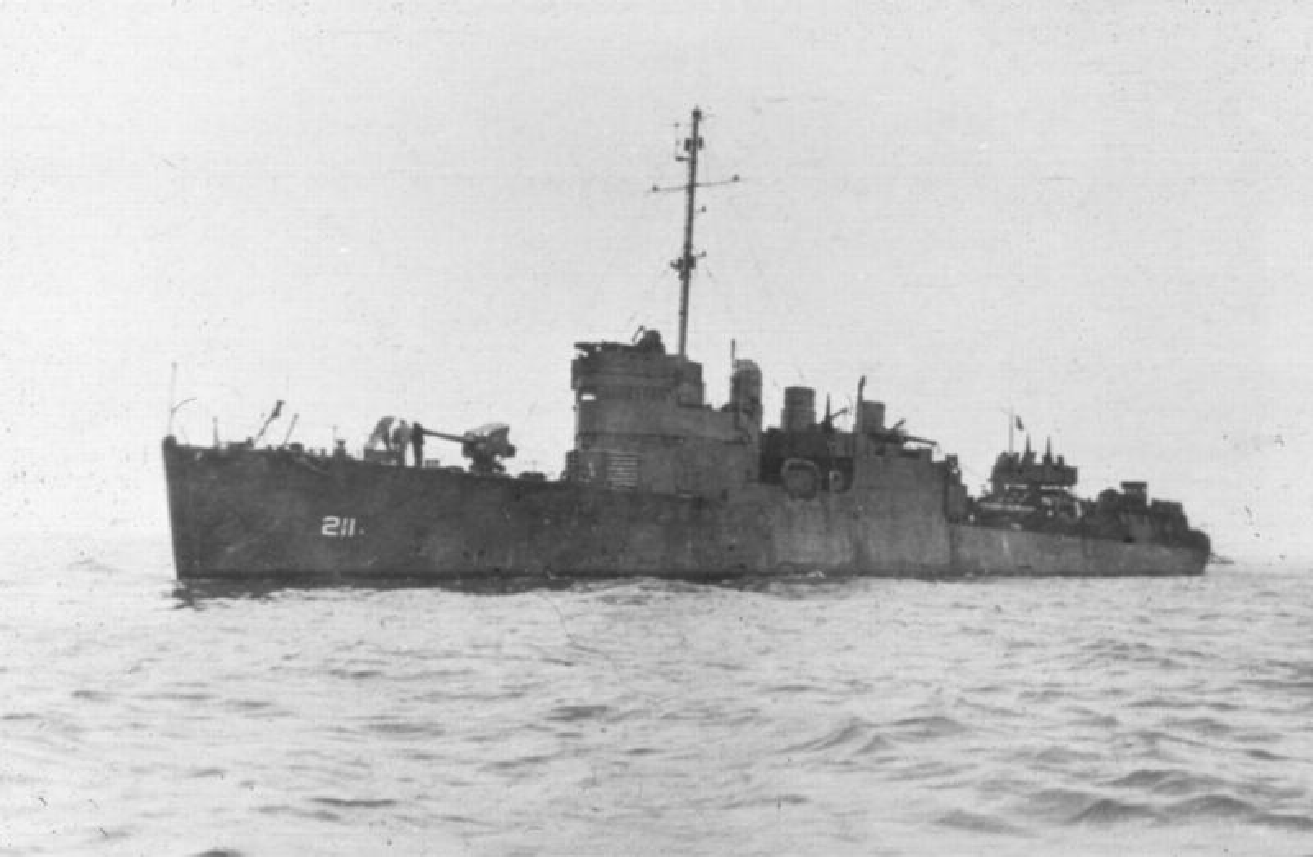 USS Alden