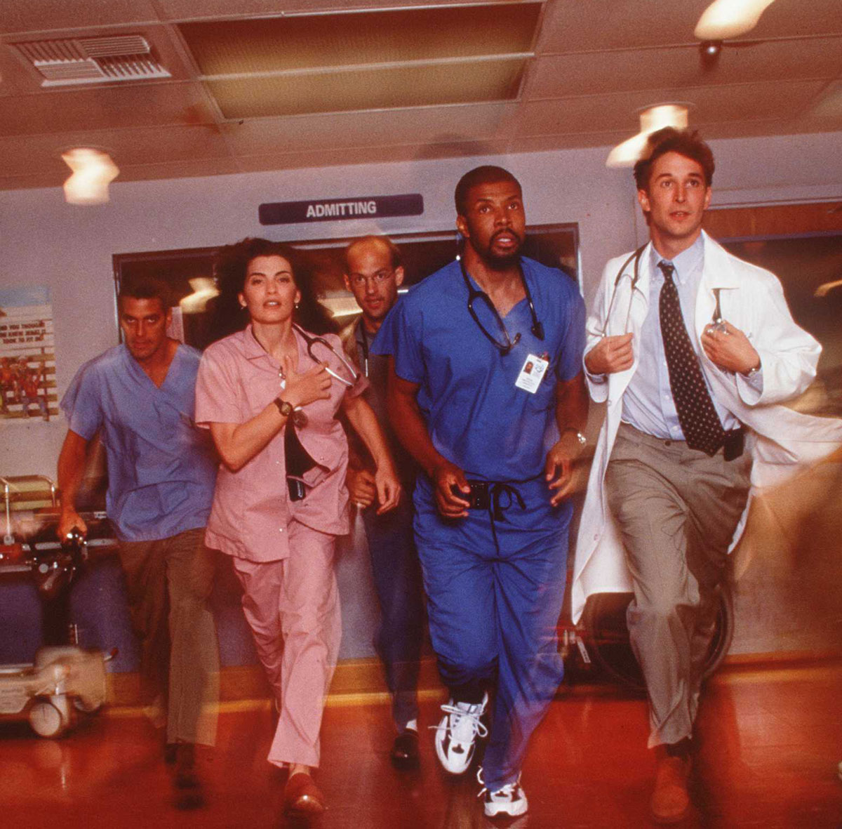 Fascinating Facts About ER, Television's Favorite Hospital Drama 7