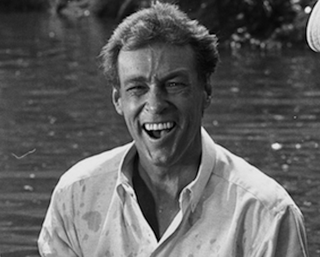 Russell Johnson's Heroic Past