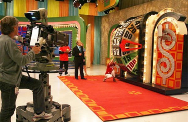 The Construction Of The Price Is Right