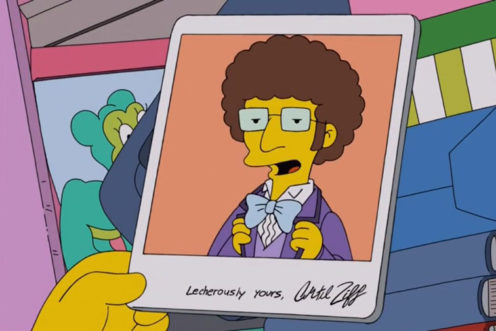 QUIZ: Can You Match These Celebrities To Their Simpsons Character? 43