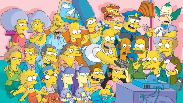 QUIZ: Can You Match These Celebrities To Their Simpsons Character? 44