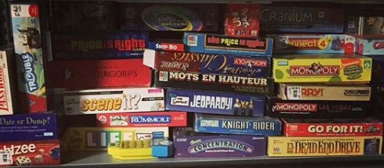 QUIZ: Can You Guess The Board Game From One Image?