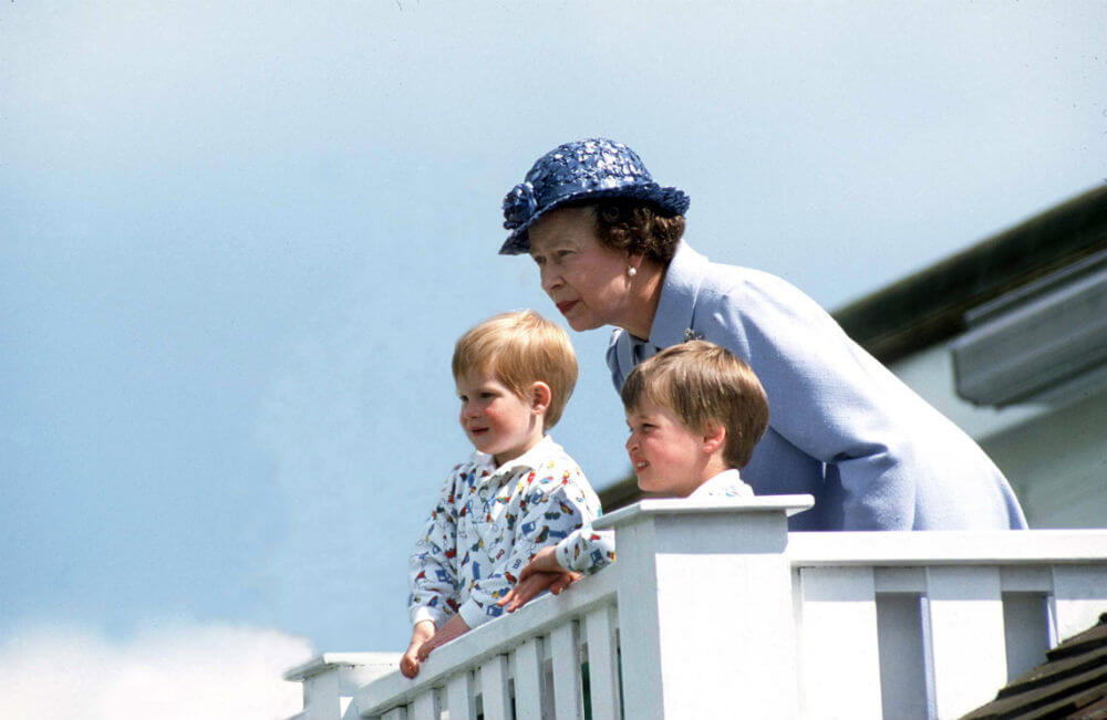 The Queen, Prince William and Prince Harry.jpg