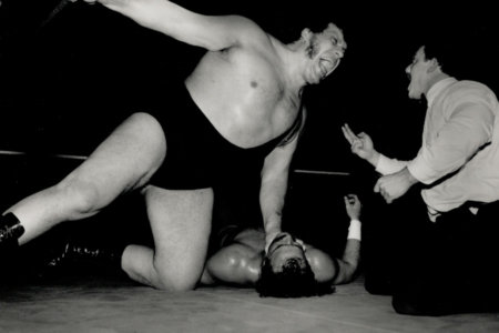 Andre The Giant Towered Over An Amazing Life 12
