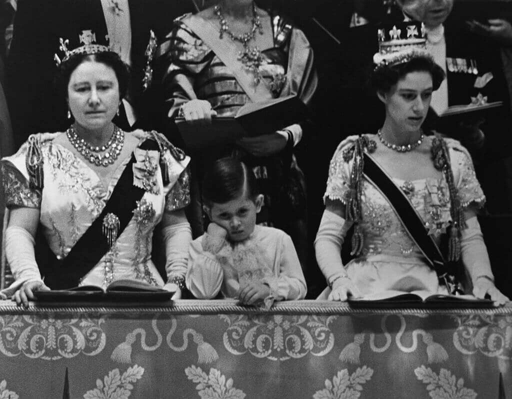Photos Of The Royal Family You've Never Seen