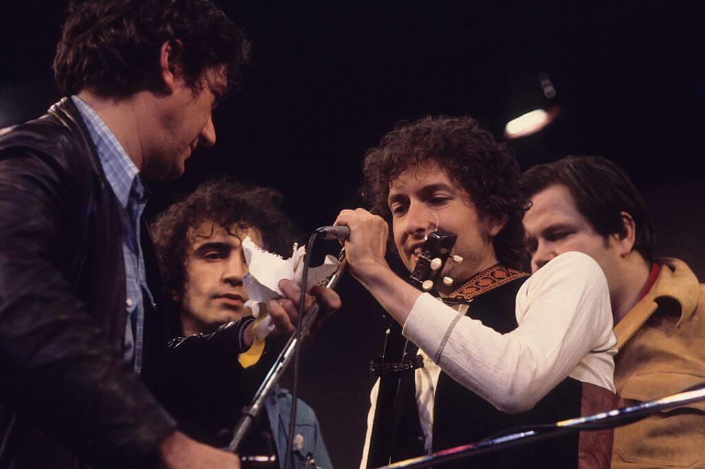 Bob Dylan Inspired Allen Ginsberg