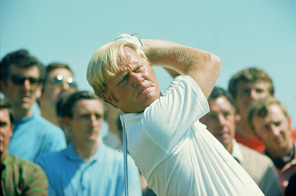Jack Nicklaus Perfected Golfing In The 1970s
