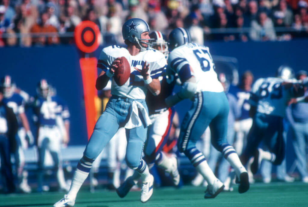 "Roger Staubach Made The Cowboys ""America's Team"""