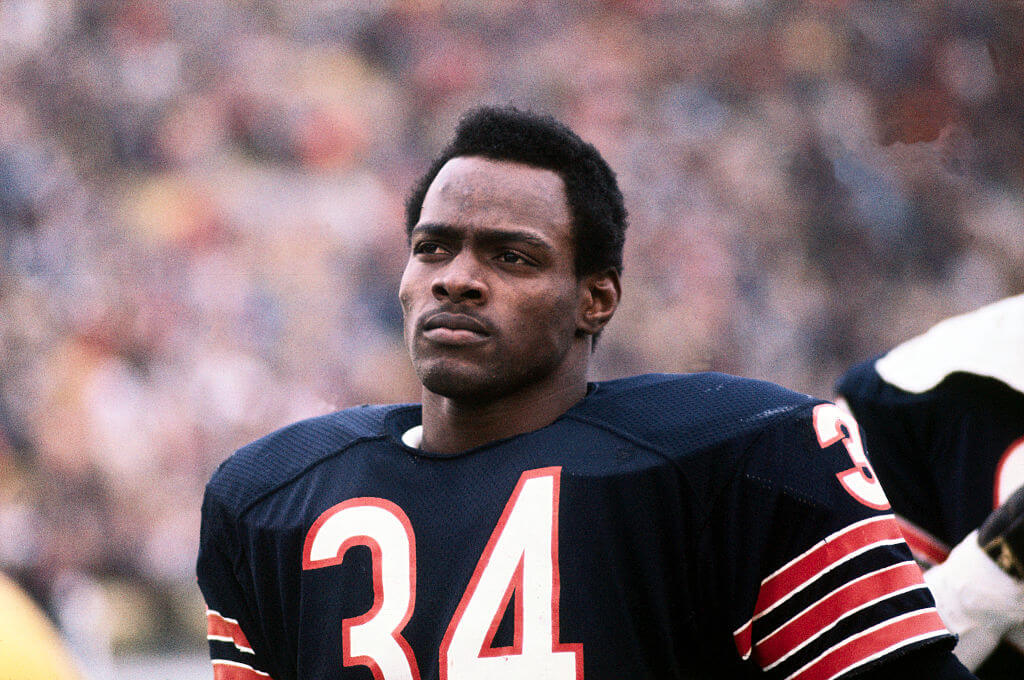 "There's A Reason Walter Payton Was Called ""Sweetness"""