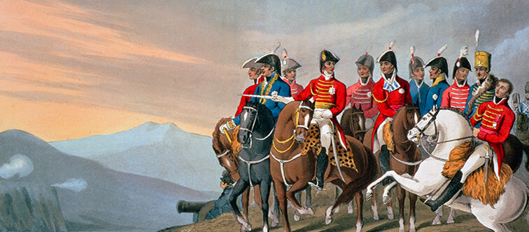 Can You Name These Famous Historical Military Leaders? 24